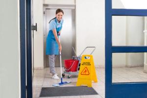 DoorPro Doorstop Janitorial