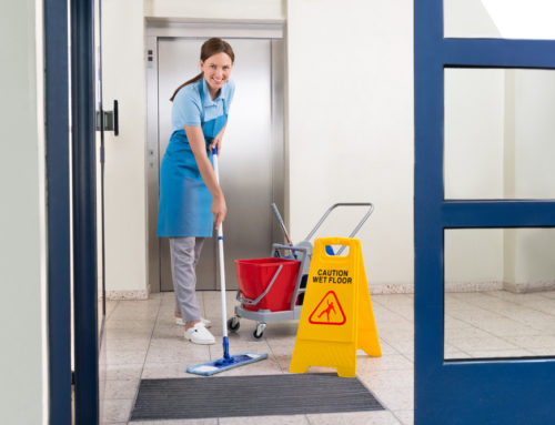 Safety for the Maintenance & Janitorial Team