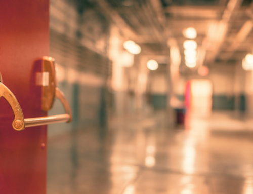 Could Opening a Door Cause Workplace Injuries?