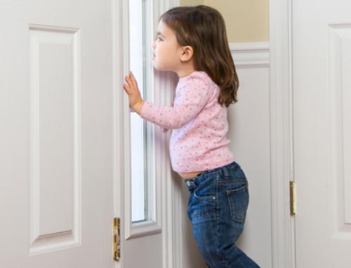 Protecting Children's Fingers from Door Injuries