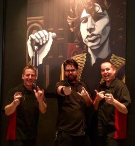 Bellmen at Hard Rock Hotel Orlando